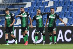Enterprising Sassuolo could spend the weekend top of Serie A
