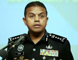 Don't be alarmed over FB notice, activity is merely part of police training, says Johor top cop