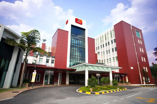 Premium operator: Ara Damansara Medical Centre is one of six hospitals in the country operated by Ramsay Sime Darby Healthcare. It also has a day surgery facility in Hong Kong.