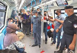 Prasarana records 70% ridership drop during conditional MCO