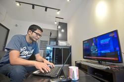 Experienced firms set to work from home