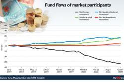 Retail investors make a comeback