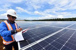 Green energy the key to a sustainable future