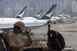 Hong Kong hub puts Cathay in tighter spot than Singapore Airlines
