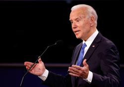 In campaign's final stretch, Biden has big cash advantage over Trump