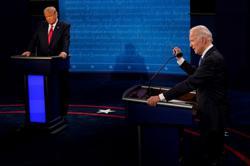 Analysts' view: Investors react to last Trump-Biden election debate
