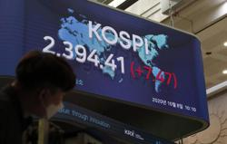 Asian markets mostly up but held back by stimulus uncertainty