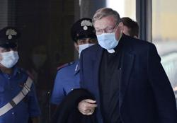 Victoria police not investigating Vatican money transfers to Australia