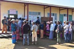 Myanmar's UNDP Party calls for election postponement in Yangon Covid hotspots