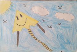 Starchild: Malaysian children love the thrill of kite flying