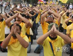 Thailand: Yellow shirts mark Chulalongkorn Day, vow to protect monarchy