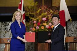 Japan and Britain sign post-Brexit trade deal