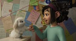Power of imagination fuels animated feature 'Over The Moon'