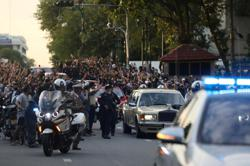 Reuters: Turning point in Thailand - Queen's brush with protest