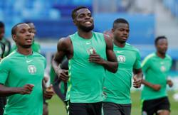 Soccer: Nigeria's Ogu calls on players to boycott games amid unrest