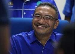 Hisham replaces Ku Nan as BN treasurer-general
