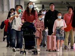 Thailand's first batch of tourists from China all test negative for Covid-19; eight cases reported on Friday