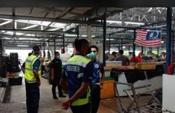 SOP non-compliance will get Bachang wet market shut, says Melaka city council