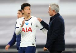 Mourinho confident Son will commit long-term career to Tottenham
