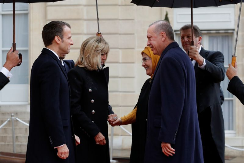 France Recalls Envoy After Turkey Scolds Macron Over Muslims The Star