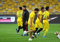 Aidil won't pile unnecessary pressure on Kedah players