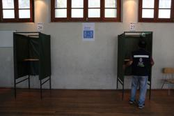 Chileans go to polls to vote on throwing out Pinochet-era constitution