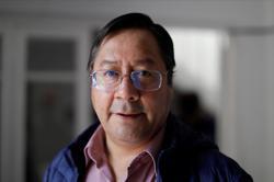 Bolivia's Arce pledges to 'rebuild' as landslide election win confirmed