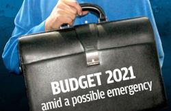 Star Exclusive - Possible state of emergency ahead of Budget 2021