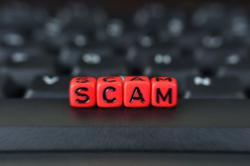 Scammers hiding behind legit fronts