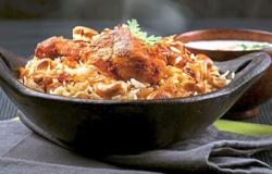 Caterer adds special Moghul briyani to its menu