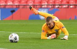 Everton's Ancelotti says Pickford focused ahead of Southampton clash