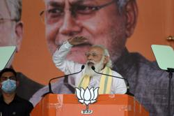 India PM Modi holds first election rally since Covid-19 outbreak; total goes above 7.8 million