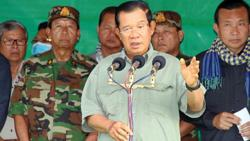 Death toll from flooding in Cambodia rises to 39; Hun Sen blast critics