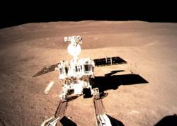 China's lunar rover travels 565.9m on moon