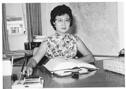 Meet Gunn Chit Wha, a pioneering female role model in 1950s Malaya