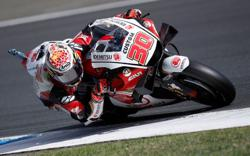 Honda's Nakagami claims maiden pole at Teruel Grand Prix