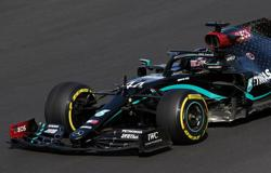 Hamilton on course for record win after Portuguese pole