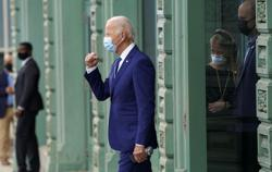 Democratic U.S. presidential nominee Joe Biden negative for COVID-19 -campaign