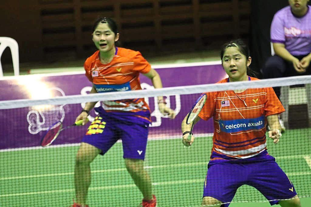 Identical sisters Su Hui-Su Yin determined to be Olympians
