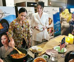 China gets a taste of nyonya cuisine
