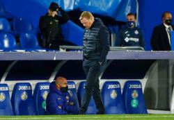 VAR only used against Barca, says Koeman