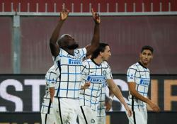 Lukaku strikes again as Inter grind out 2-0 win at Genoa