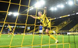 Dortmund canter home in Ruhr derby to pile on Schalke misery
