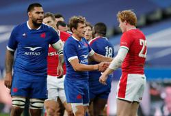 Inspired France gear up for Six Nations finale with Wales win