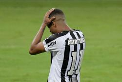 Atletico Mineiro draw, miss chance to climb level with leaders