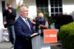 Left-leaning NDP projected to form majority British Columbia government: CBC