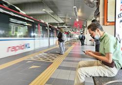 Prasarana: Train and bus frequency in Klang Valley to be reduced Monday (Oct 26) until conditional MCO ends