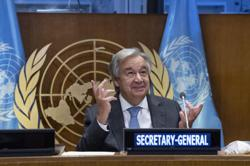 UN Day: Guterres calls for global solidarity as Chinese envoy says to uphold multilateralism