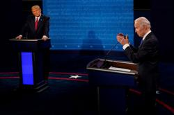 Four in ten supporters of Biden, Trump would not accept election defeat - Reuters/Ipsos poll
