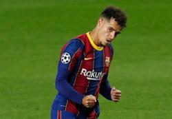 Barca hit by Coutinho injury blow after defeat to Madrid